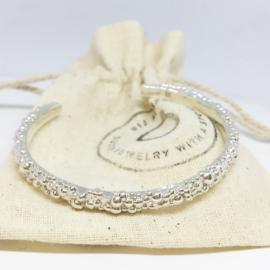 Bracelet - Branding silver