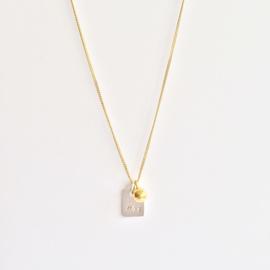 Hoogstpersoonlijk - ketting goud