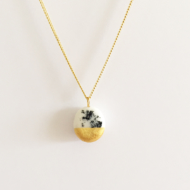Necklace - DutchBlue gold