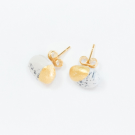 Ear studs - DutchBlue