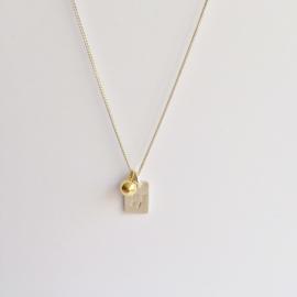 Hoogstpersoonlijk - ketting zilver