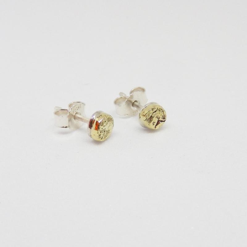 WILD & FINE - oorbellen goud | zilver