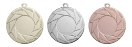 Medaille E101 ( metaal)