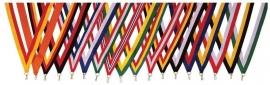 Halslinten en halskoordjes voor medailles