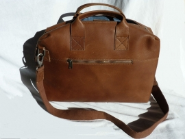Myomy, Business Bag Cognac