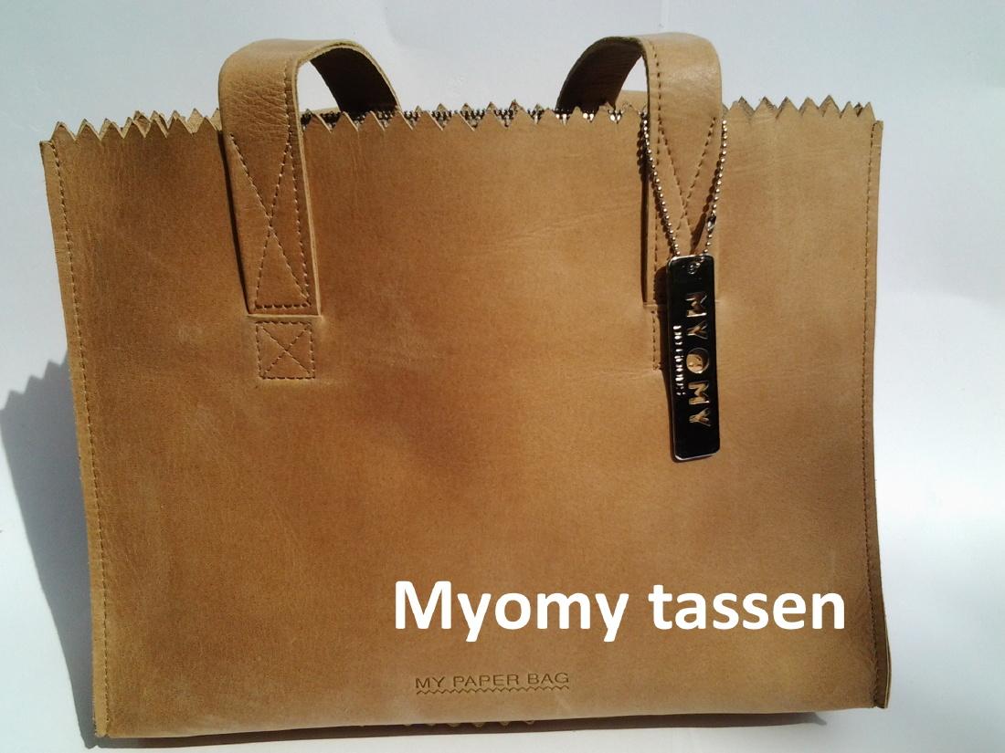 Myomy tassen - het verhaal erachter