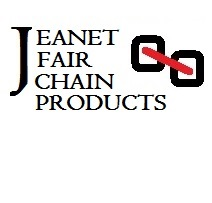 Jeanet fair chain products