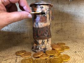 Contante voordeel met onze gouden munten!