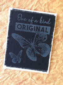 COOSA Crafts clear stamps #2 - Be Original A6- 3 pcs