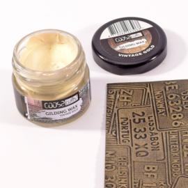 COOSA Crafts Gilding Wax 20ml - Vintage Gold