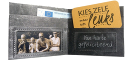 COOSA Crafts clear stamp #01 - Dutch - Leuks A6 - 8-delig (NL)
