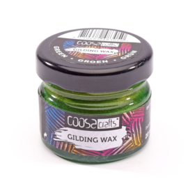 COOSA Crafts Gilding Wax 20ml - Metallic Green