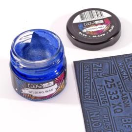 COOSA Crafts Gilding Wax 20ml - Metallic Blue