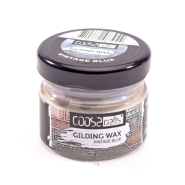 COOSA Crafts Gilding Wax 20ml - Vintage Blue