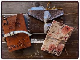 Journals + boekje