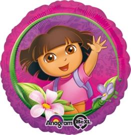Dora - Folie Ballon -  18 inch/45 cm