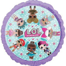 LOL Surprise - Folie Ballon -  18 inch/46 cm