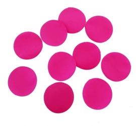 Confetti - Fuchsia - Papier- 2 cm / 15 gr.
