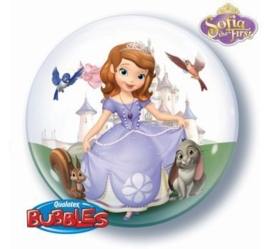 Disney Sofia The First - Bubbles ballon- 22 inch/56cm