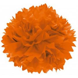 Pompon - Oranje - 3 st.