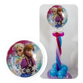 Mini Ballonnen Pilaar - Frozen -  Folie Ballon