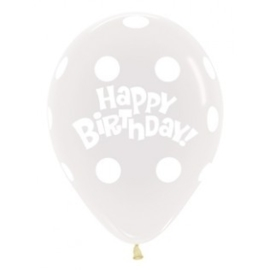 Birthday Dots - 12 inch