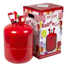 Helium verkoop