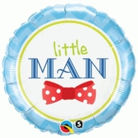 Little Man - Folie ballon - 18 inch/45cm
