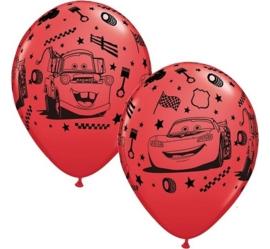 Disney Cars - Mcqueen & Mater - Latex Ballonnen - 11 Inch/27,5cm