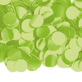 Confetti - Lime  Groen - Papier / klein - 25 gr.
