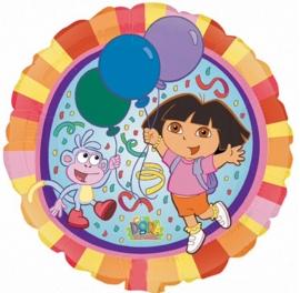 Dora - Folie Ballon -  18 inch45cm