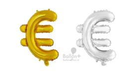 € teken folie ballonnen - Zilver of Goud- 16 Inch/ 41 cm