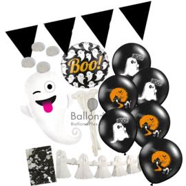 DIY : Spooky Ballonnen Pakket voor Halloween decoratie