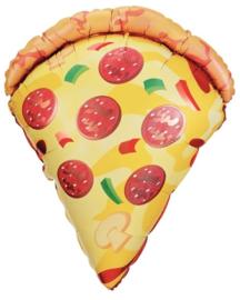 Pizza Punt - XXL Folie Ballon - 29 Inch / 72 cm