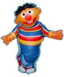 Ernie - Sesamstraat - XXL Folie Ballon - 24 Inch / 60 cm