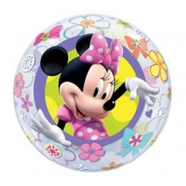 Disney Minnie Mouse   -Bubble ballon- 22 inch/56cm