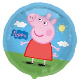 Peppa - Folie Ballon - 17 Inch/43 cm