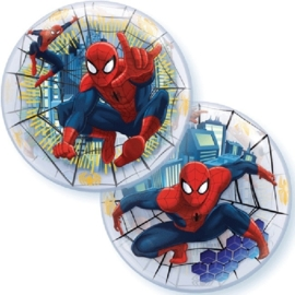 Spiderman - Bubbles Ballon - 22 Inch/ 56cm
