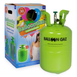 Helium Tank - Compressed - Klein - 20 x 38 cm  (excl. Ballonnen!)