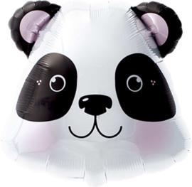 Panda - XXL Folie Ballon - 28 Inch / 71 cm