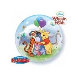 Bubbles  ballon -Winnie The Pooh - 22 inch/56cm