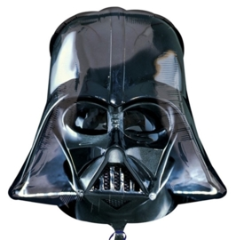 Disney - Star wars- Darth vader helm- XXL Folie ballon -  25 Inch/63 cm