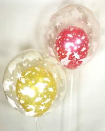 Decoratie Helium Ballon  - Geslaagd  - Geslaagd hoedje  - 24 Inch/60cm
