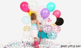 My Little Day- Love - Hart - latex-ballonnen- 12 Inch - 30cm.