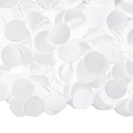 Confetti - Wit - Papier / klein - 25 gr.