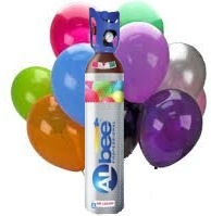 Huur Helium fles 2.5 L