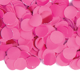 Confetti - Fuchsia - Papier / klein -  25 gr.