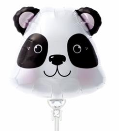 Panda - Folie Ballon - 14 Inch / 36 cm (lucht)