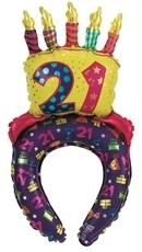 21 Tiara  - verjaardag