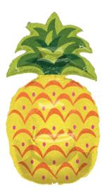 Ananas / Pineapple  XXL Folie Ballon - 37 Inch - 94 cm